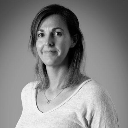 Céline Landel, conseillère en immobilier aux Arcs