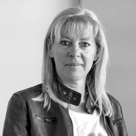 Murielle Leroy, directrice d'agence aux Arcs