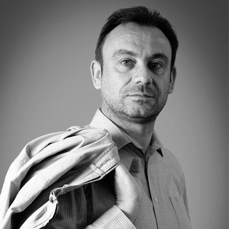 Olivier Absalon, conseiller en immobilier à La Plagne