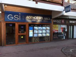 Agence Les Arcs