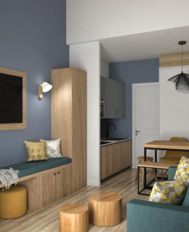 FaceB rénovation d'appartements