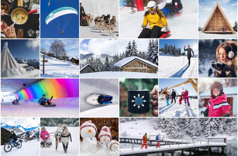 Activités hors ski savoie