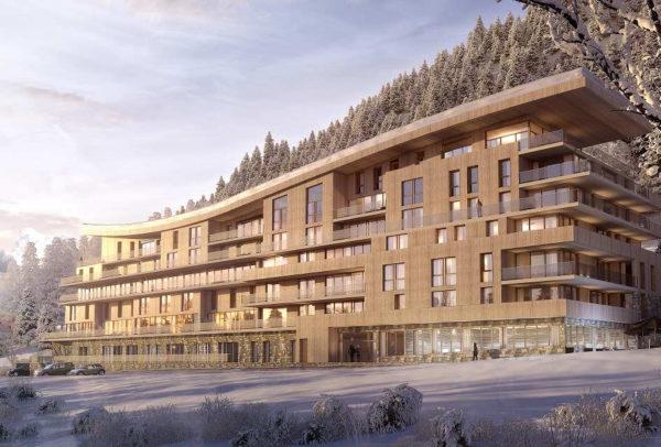 Résidence Le Ridge à Arc 1600 - appartements en location